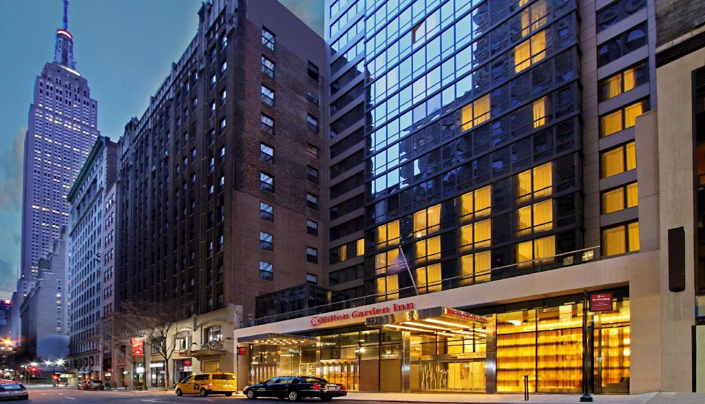 More about Hilton Garden Inn New York Mid Town Park Avenue