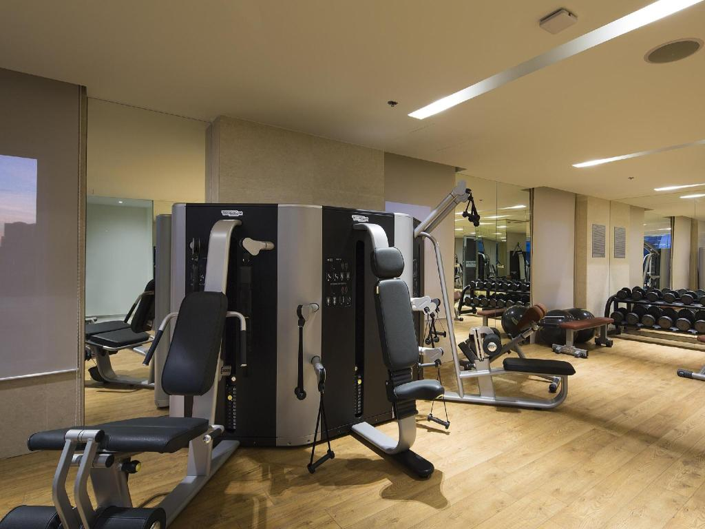 Fitness center Liberty Central Nha Trang Hotel