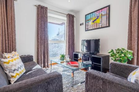 One Bedroom Apartment Shoreditch Square Serviced Apartments
