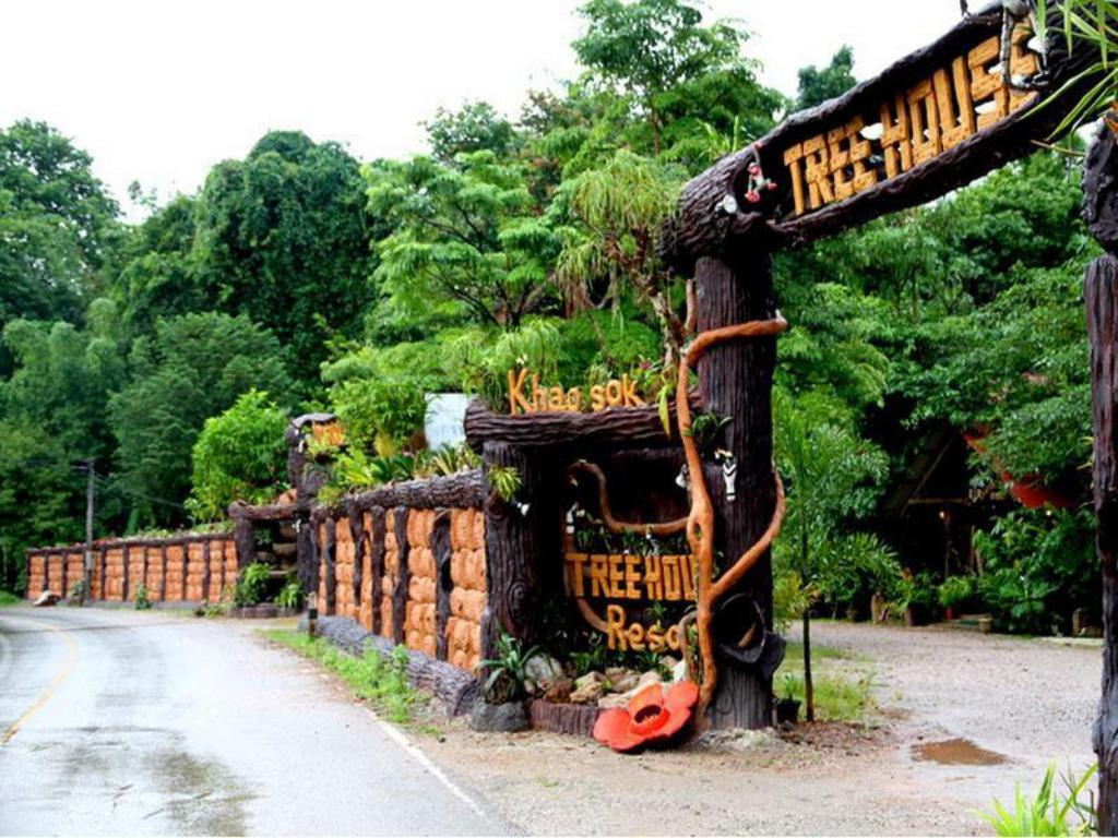 More about Khaosok Treehouse Resort