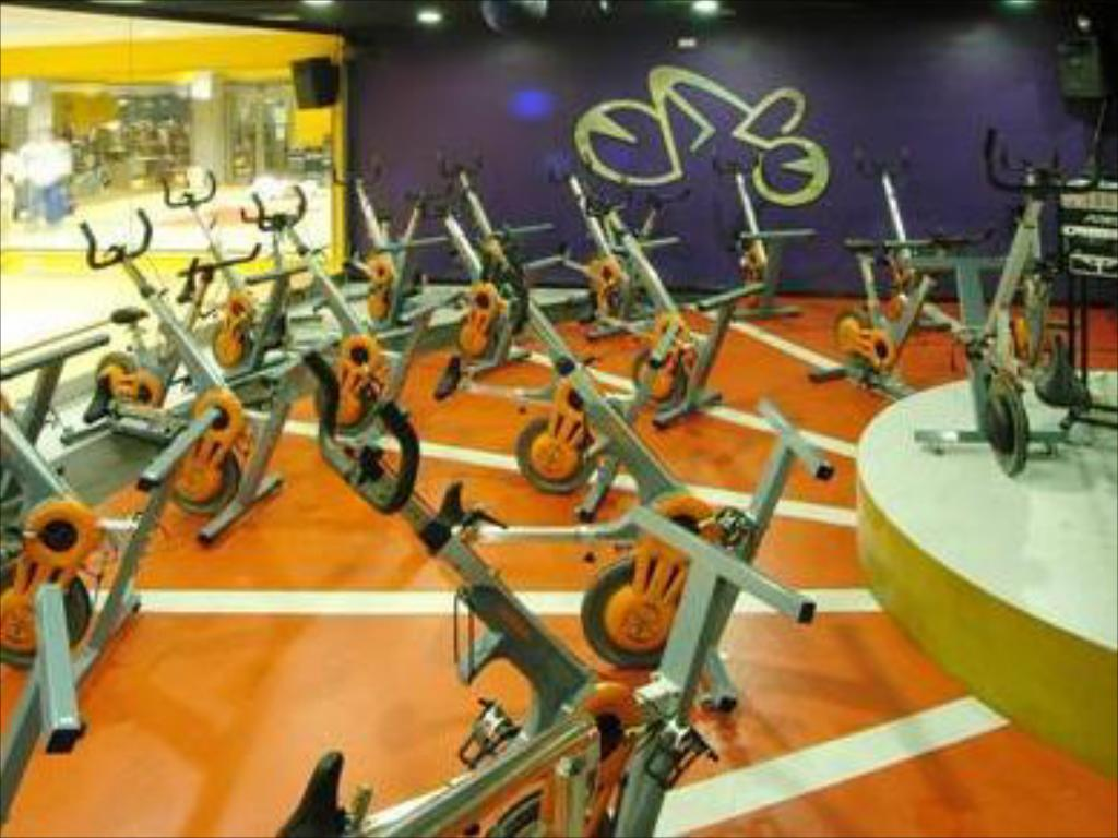 Fitnesscenter Evenia Olympic Garden