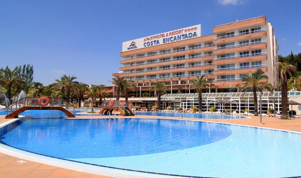 Swimming pool Aparthotel Costa Encantada