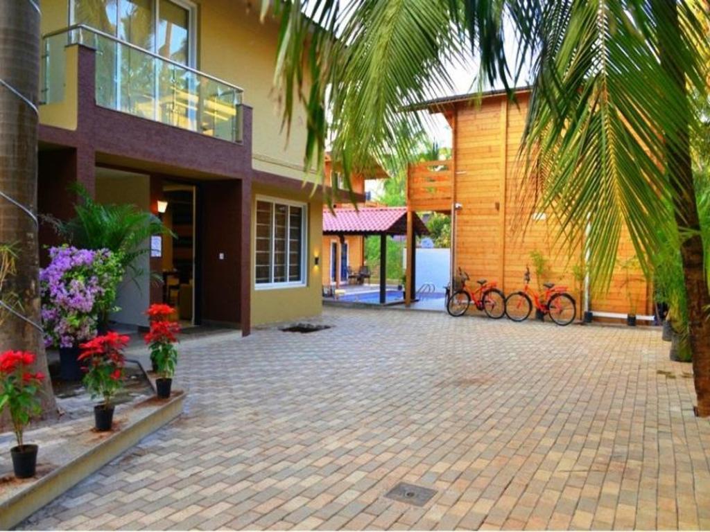 Orabella Villas and Suites, Goa, India - Photos, Room