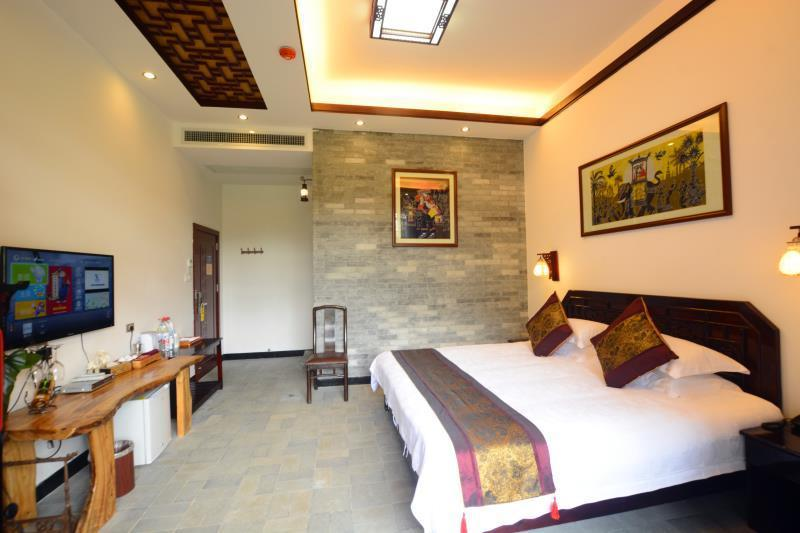 King Room with River View and Balcony
