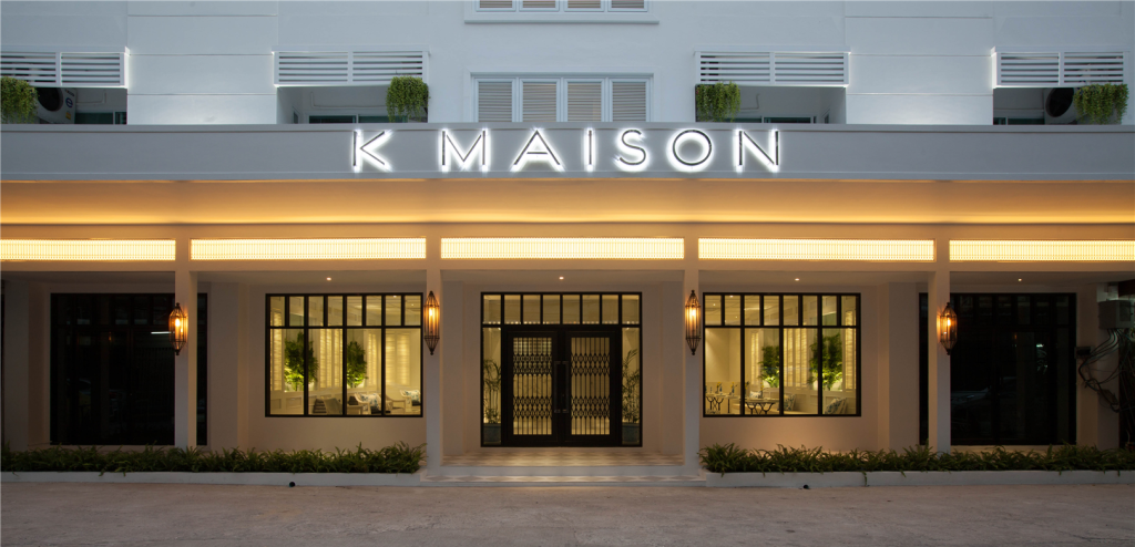 Entrance K Maison Boutique Hotel