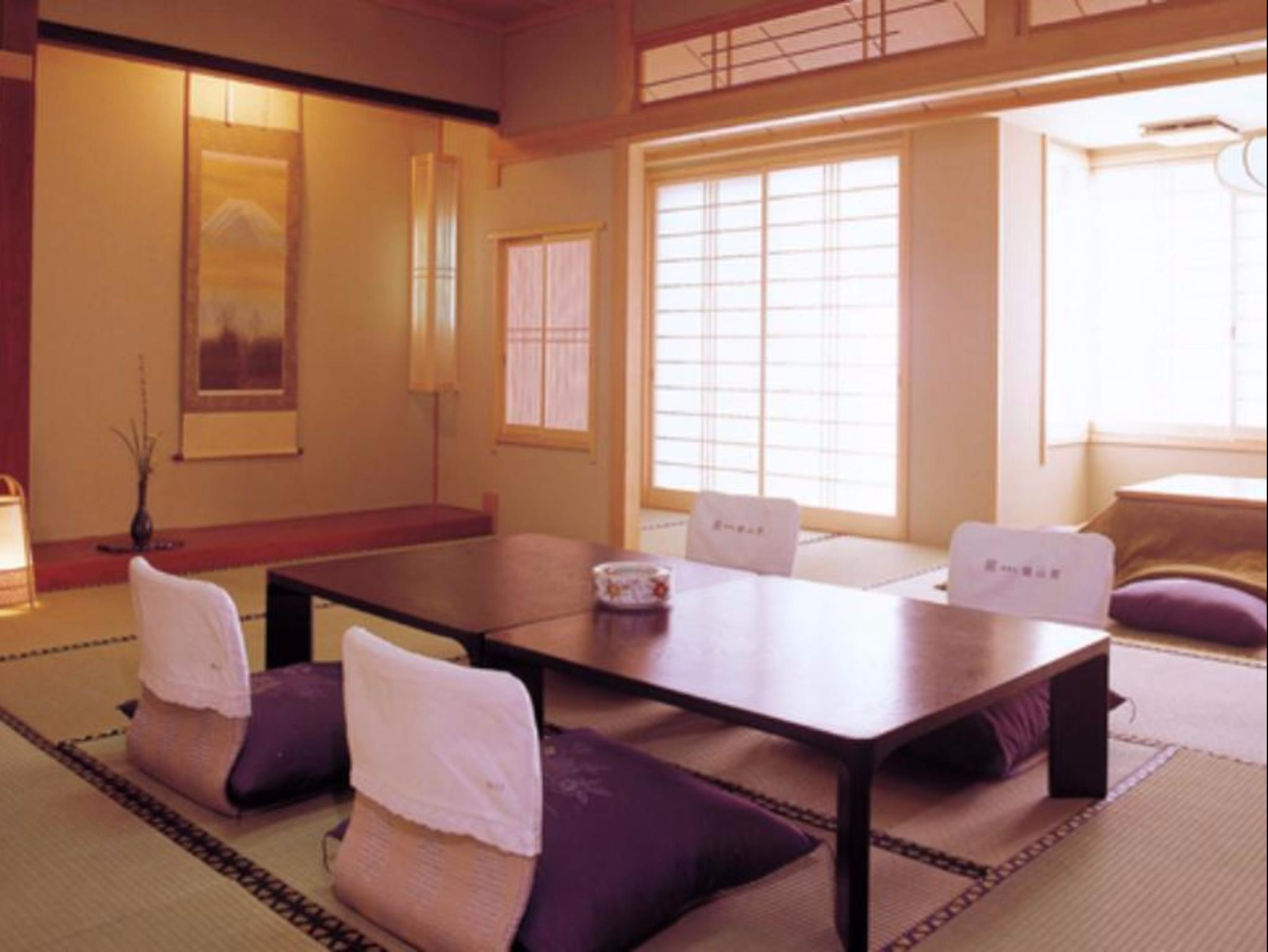 Seseragi-tei Building 3 Mount Fuji View Japanese Style Room - Smoking