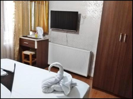Double Room - Room plan Hotel Istanbul Sydney
