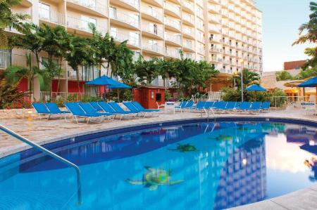 Swimming pool [outdoor] Wyndham Waikiki Beach Walk