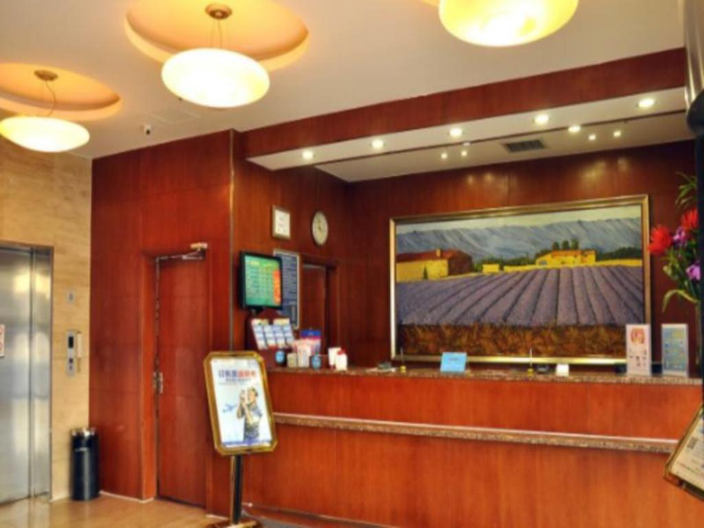 Hanting Hotel Taiyuan Yingze Branch In China