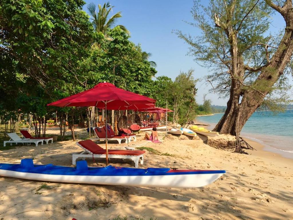 Wild Beach Phu Quoc Resort In