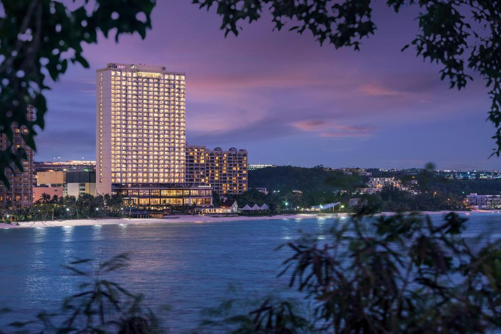 關島都喜天麗度假飯店