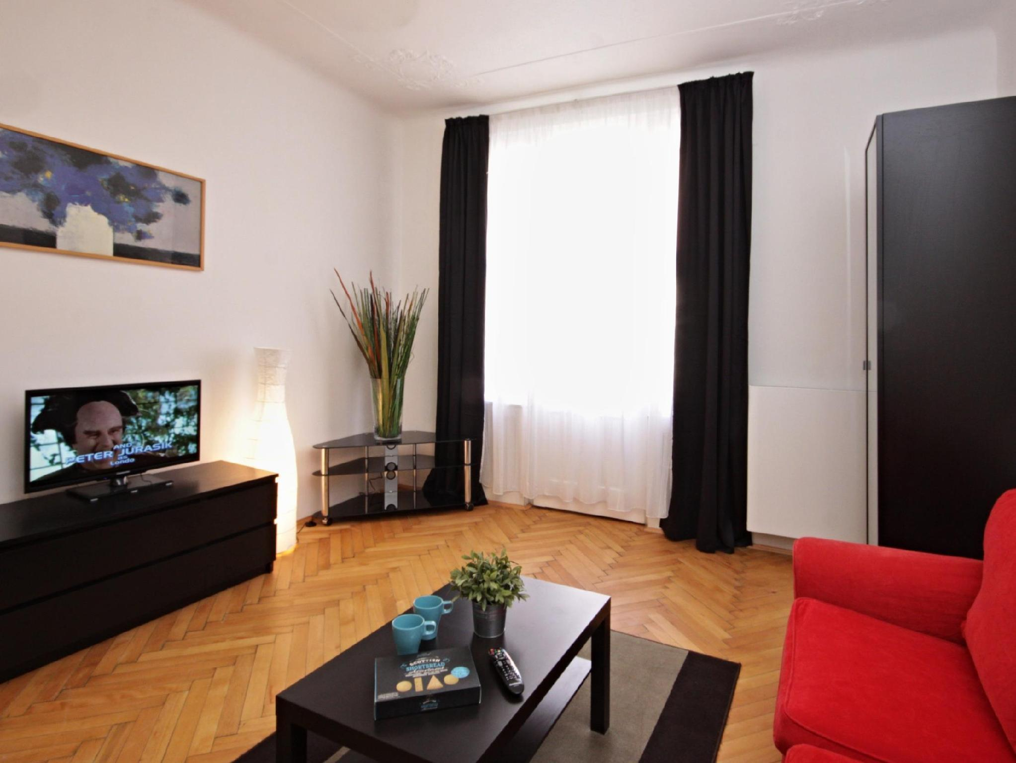 Apartament d'Una Habitació (One Bedroom Apartment)
