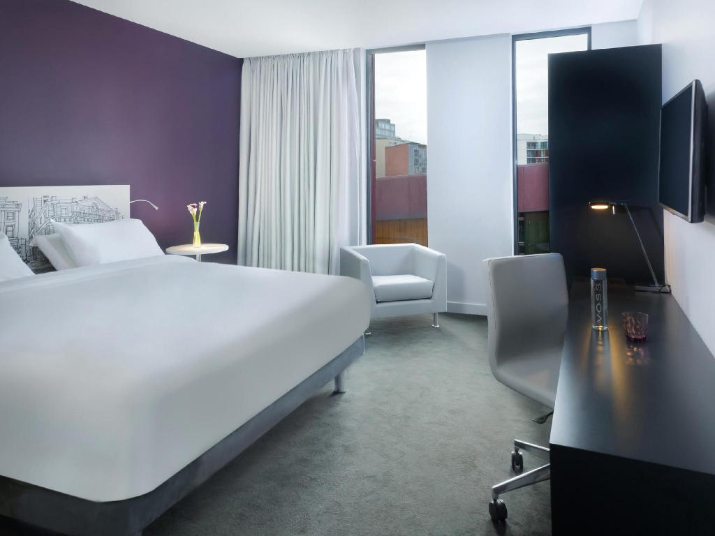 The INNSIDE Room INNSiDE By Meliá Manchester