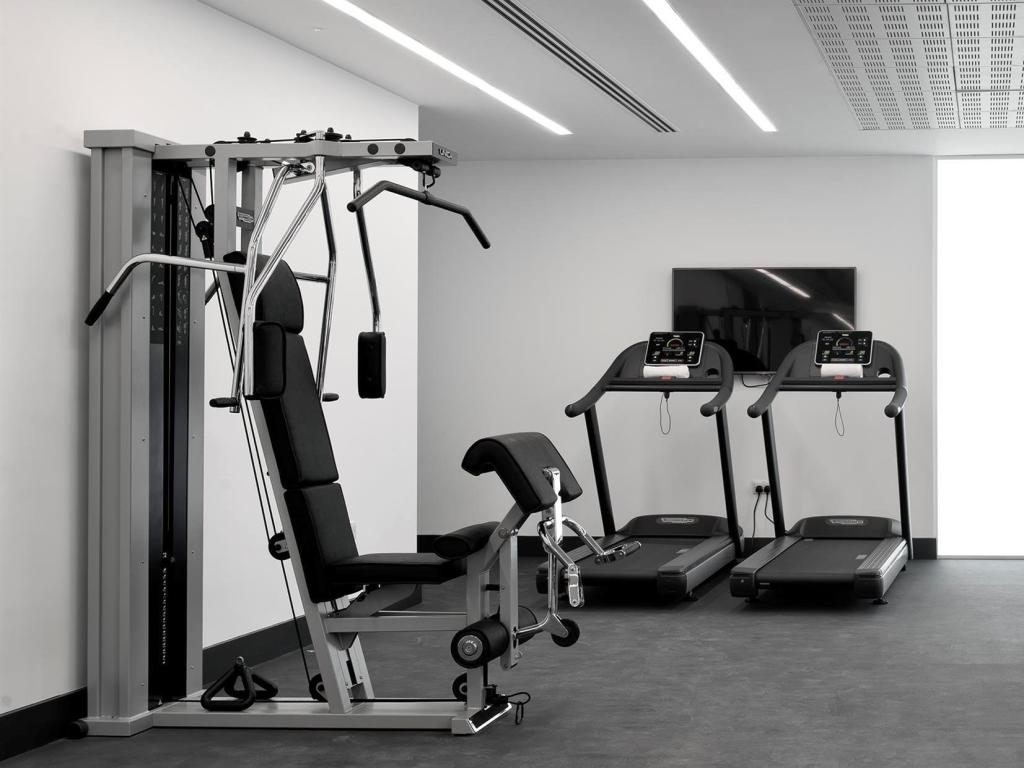 Fitness center Innside By Meliá Manchester