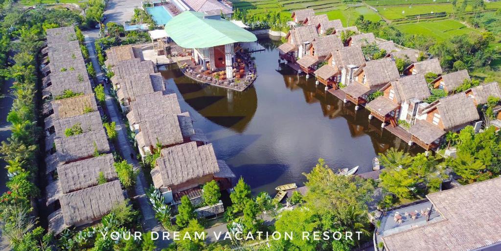 Kamojang Green Hotel And Resort Entire Bungalow Garut Deals Photos Reviews