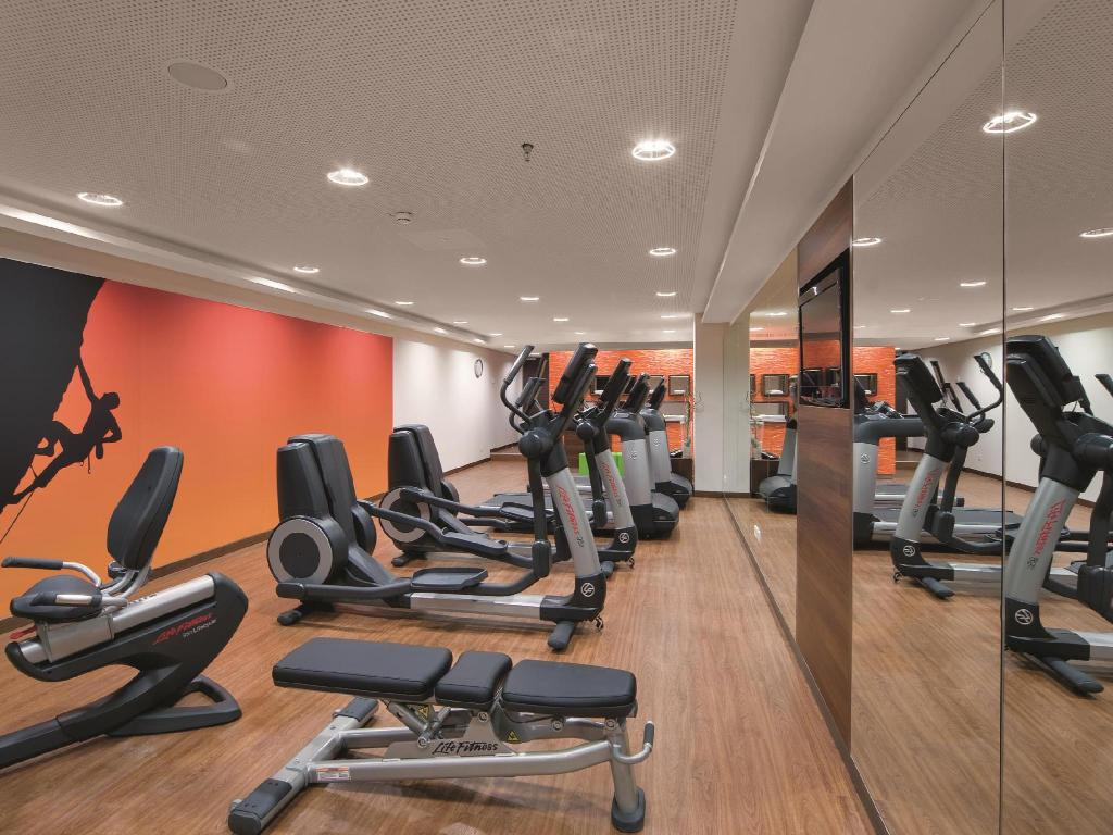 Fitness center Courtyard Munich City East