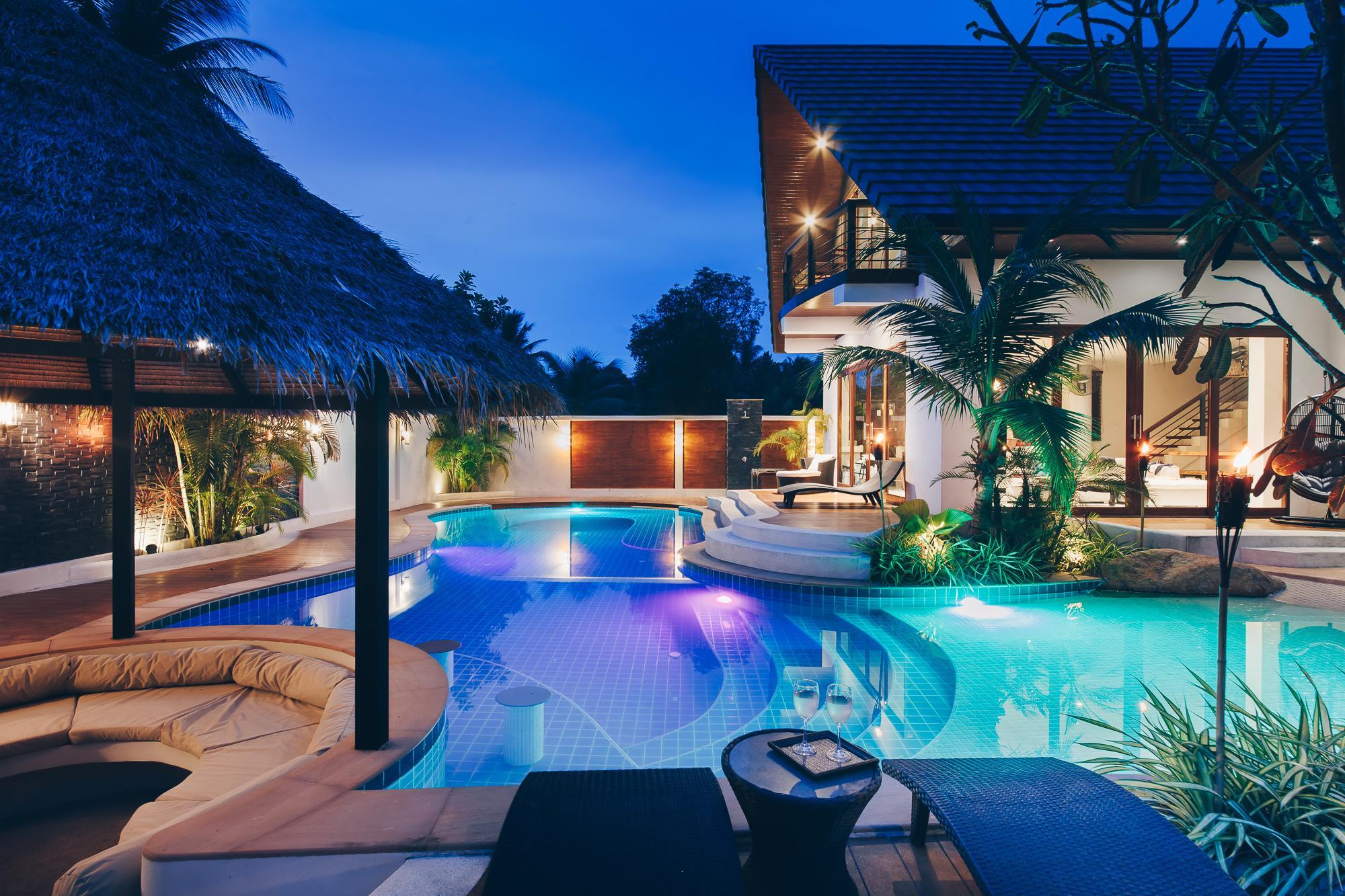Luxury Lagoon Retreat Villa