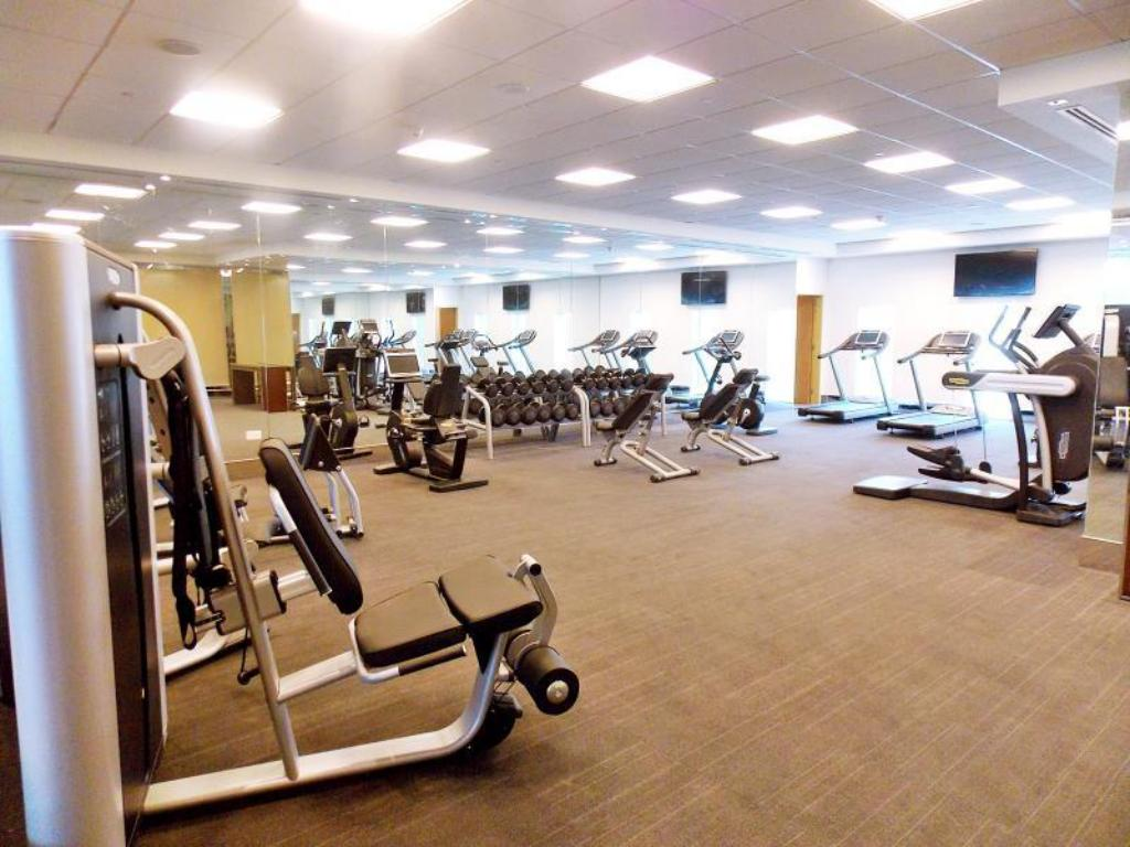 Fitness center Millennium Hotel and Convention Centre Kuwait