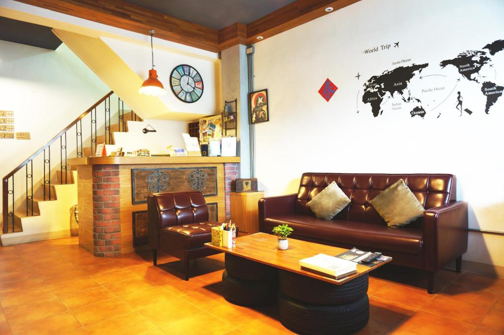 More about Knock Knock Hostel