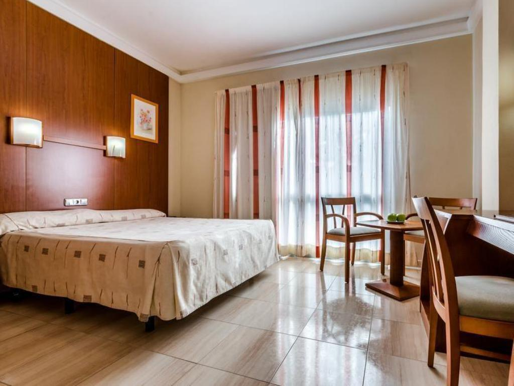 Double or Twin Room Hotel Alisios Canteras