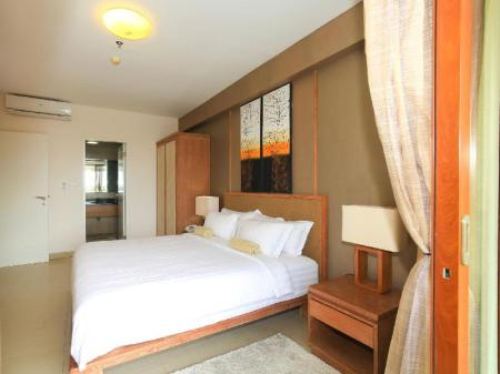 Apartment with Sea View Kuta Reef Apartments