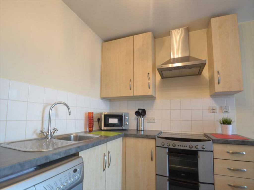 kitchen Millhouse- One Bedroom Apartment- Paddington