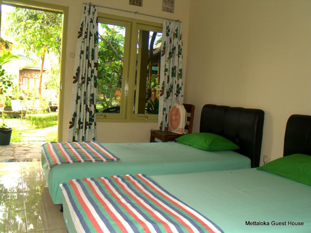 Standard Room - Bed Mettaloka Guest House and Art Space