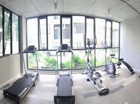 Fitness center IZEN Budget Hotel & Residences (Plus)