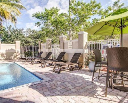 Swimming pool [outdoor] Comfort Suites Weston - Sawgrass Mills South