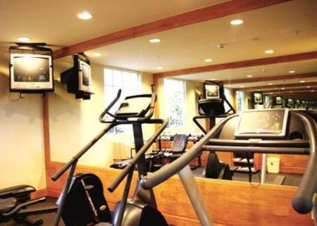fitnesscentrum Sleep Inn Paseo Las Damas San Jose