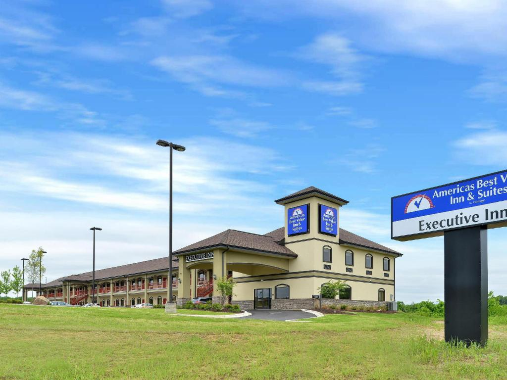 Americas Best Value Inn Tupelo in Tupelo (MS) - Room Deals