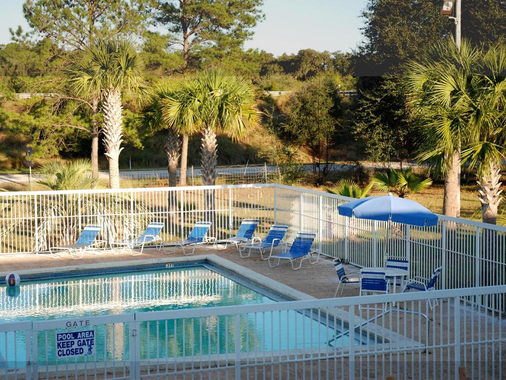 Swimmingpool Micanopy Inn Micanopy