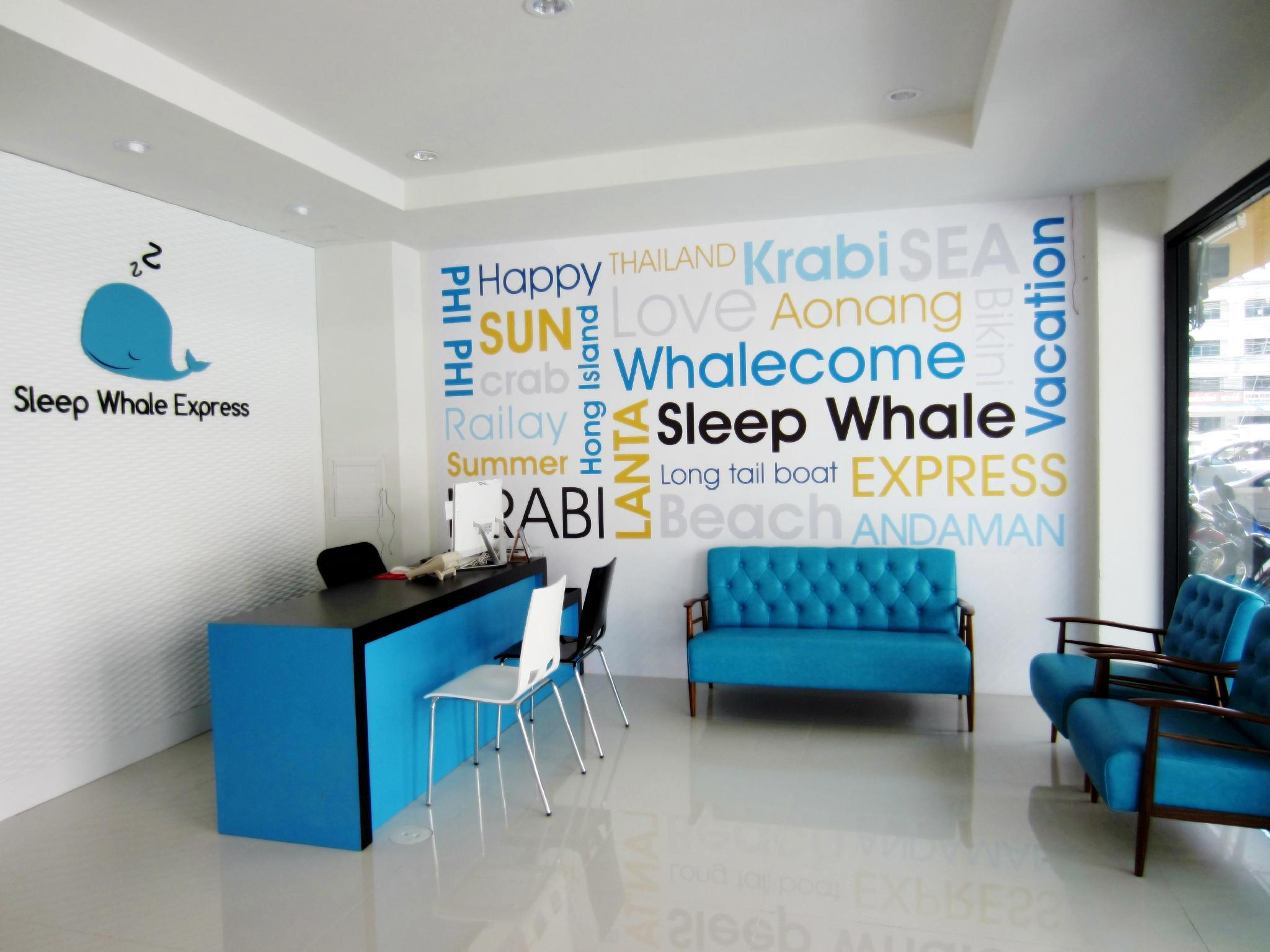 Sleep Whale Express Hotel Krabi