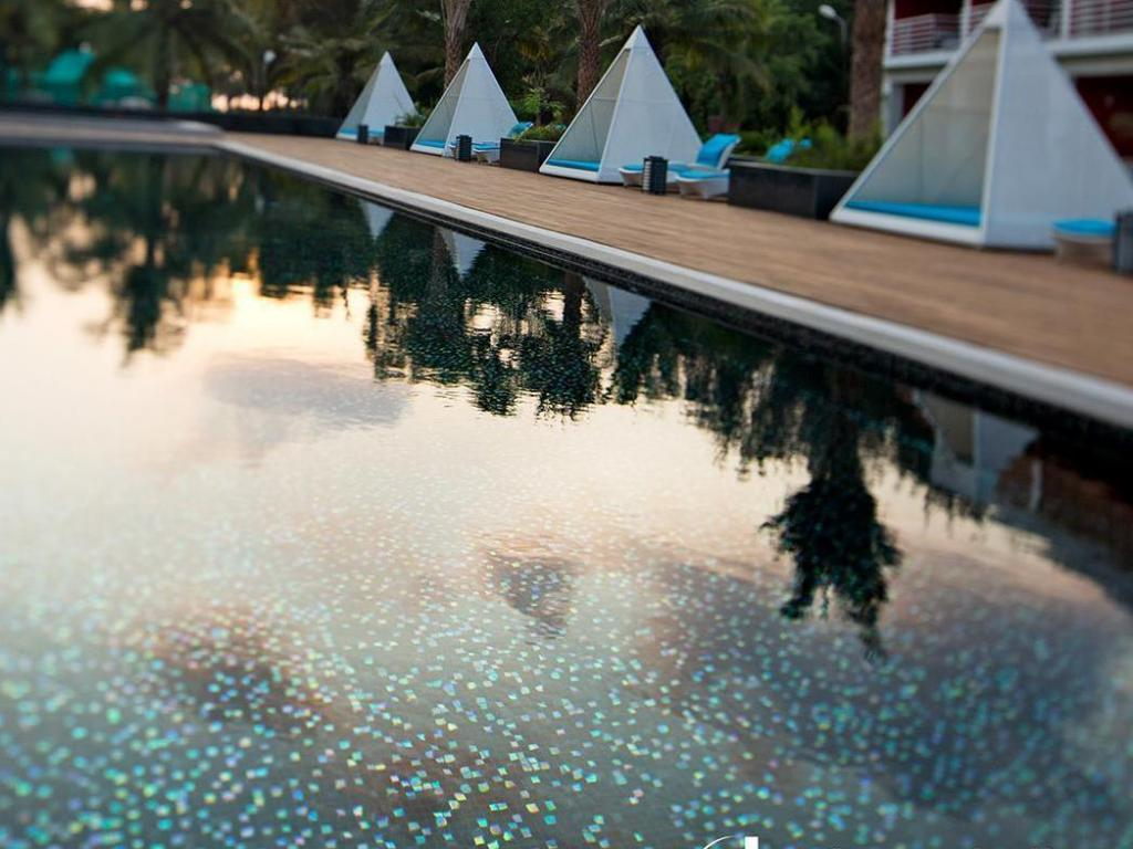 Swimming pool Planet Hollywood Beach Resort Goa