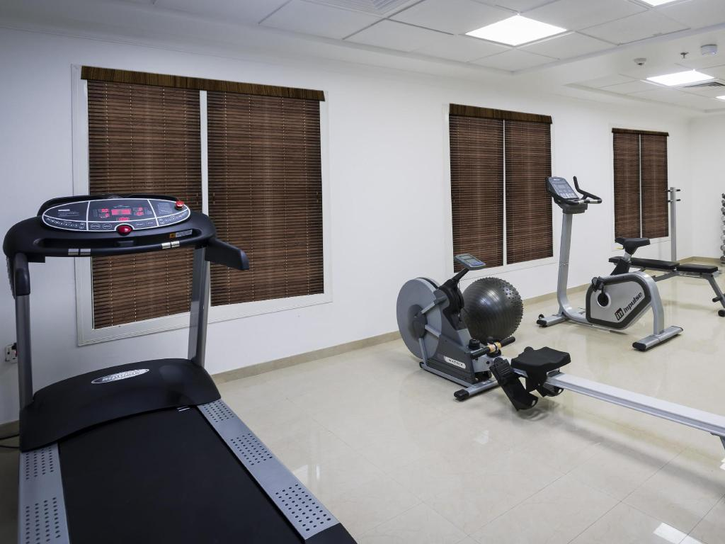 Fitnesa centrs The View Al Barsha Hotel Apartments