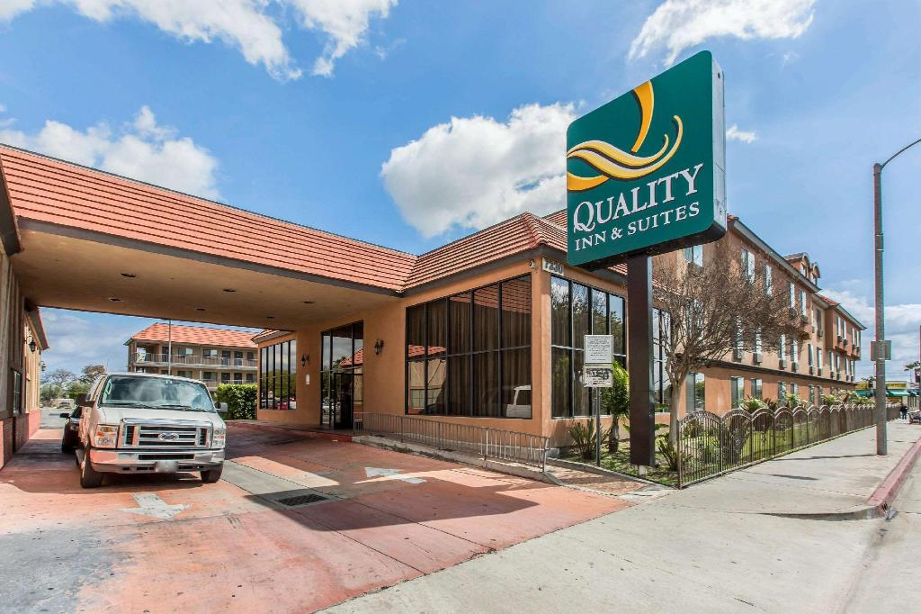 quality inn suites bell gardens in los angeles ca room deals photos reviews
