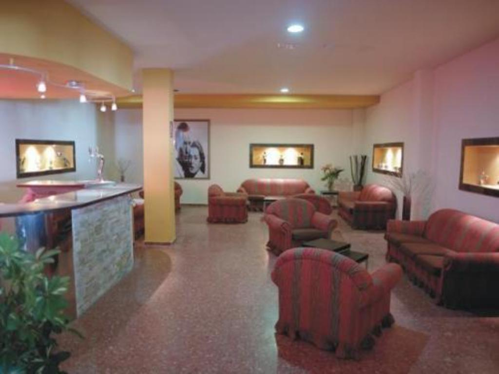 Lobby Servatur Casablanca - Only Adults