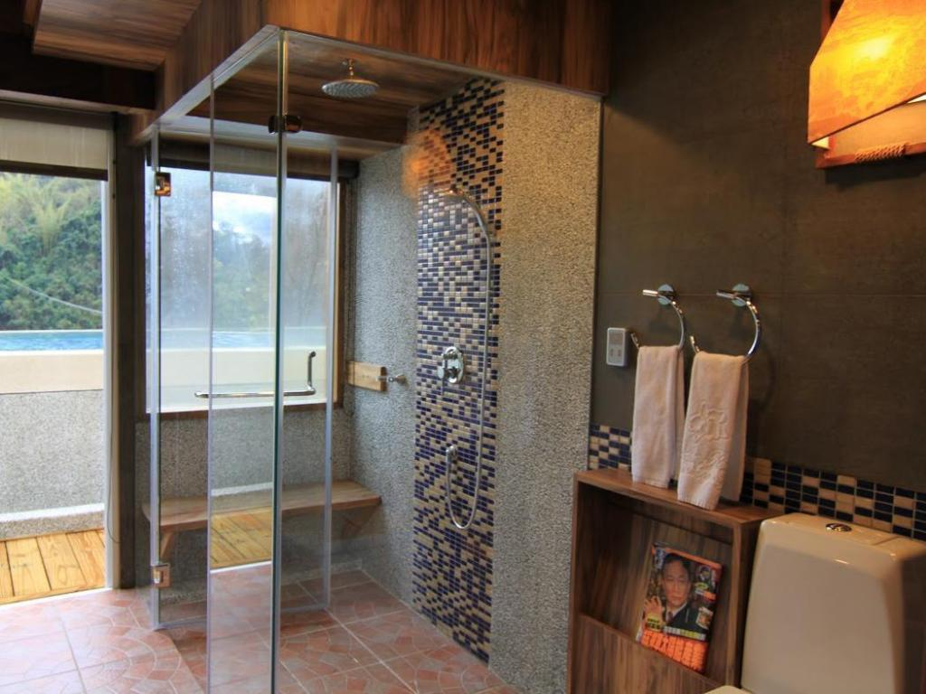 Bathroom Garden Resort Hot Spring