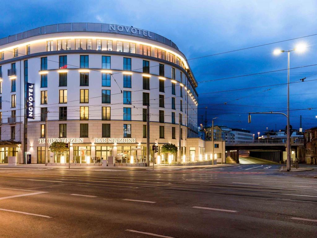 Best Price on Novotel Nuernberg Centre Ville in Nuremberg + Reviews
