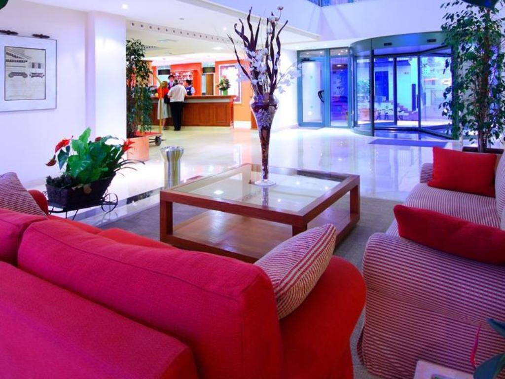 Lobby Valentin Star Menorca - Adults Only