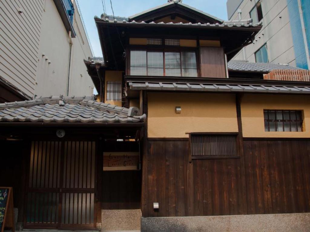 旅館 京都