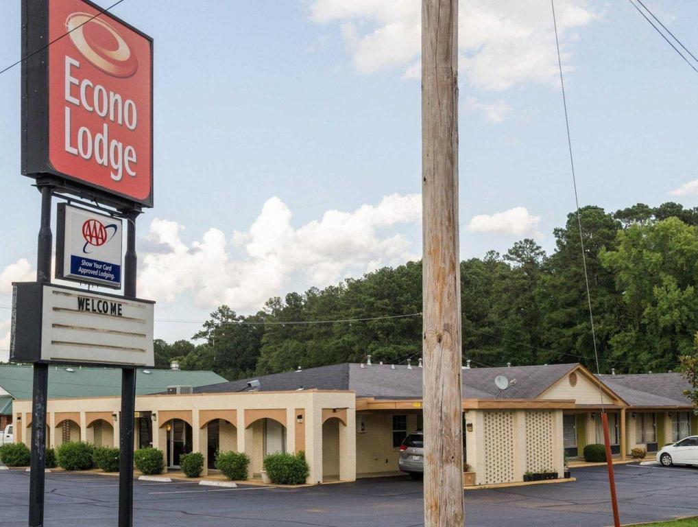 More About Econo Lodge Kosciusko Hotel