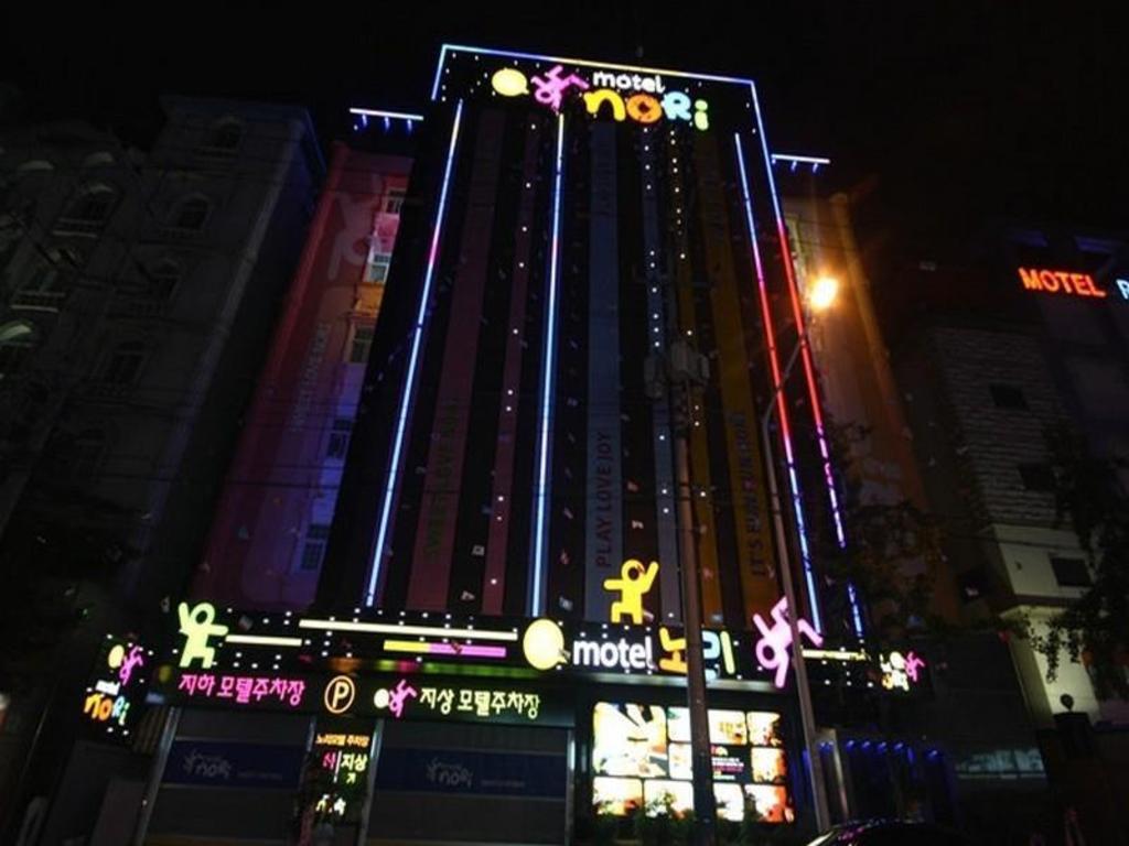 大邱Nori汽車旅館Nori Motel Daegu