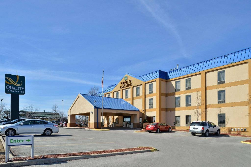 More about Quality Inn & Suites Jefferson City