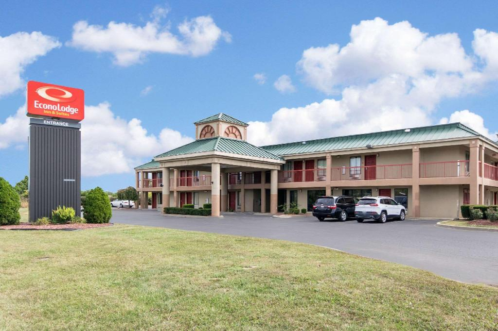 Mer om Econo Lodge Inn and Suites I-65
