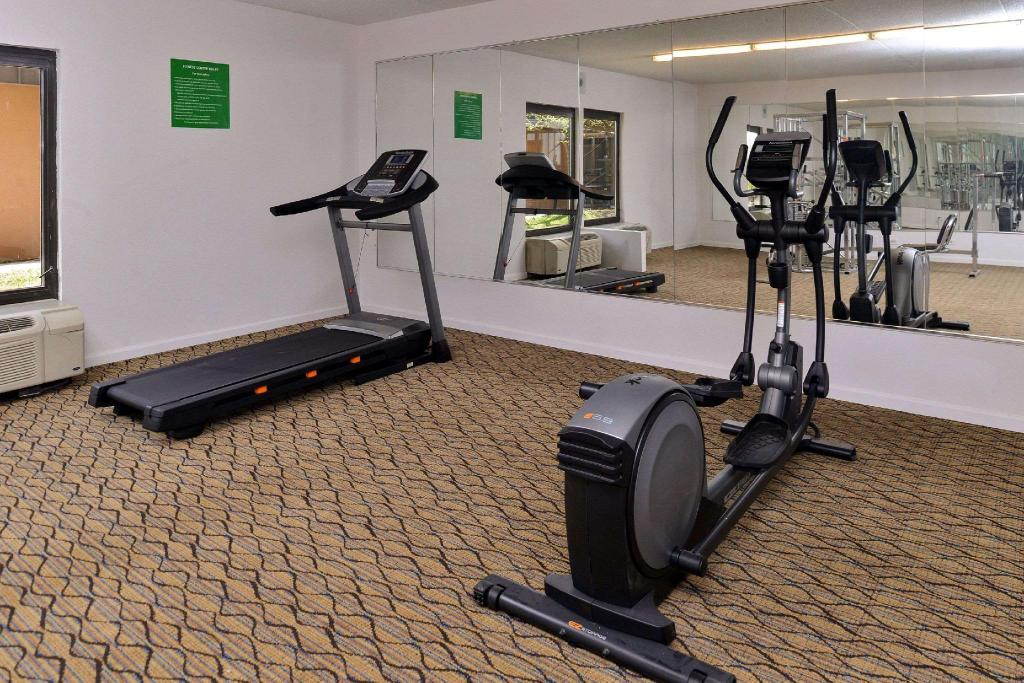 Fitnesscenter Quality Inn and Suites Matteson