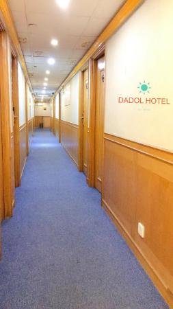 Interior view Dadol Hotel