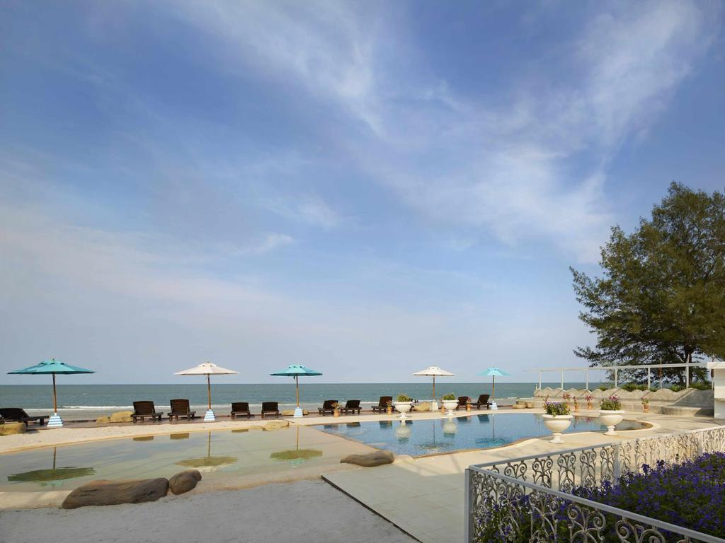 Swimming pool [outdoor] My Resort Huahin By Grandroomservices