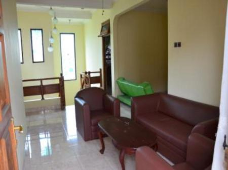 Interior view Monjali Homestay
