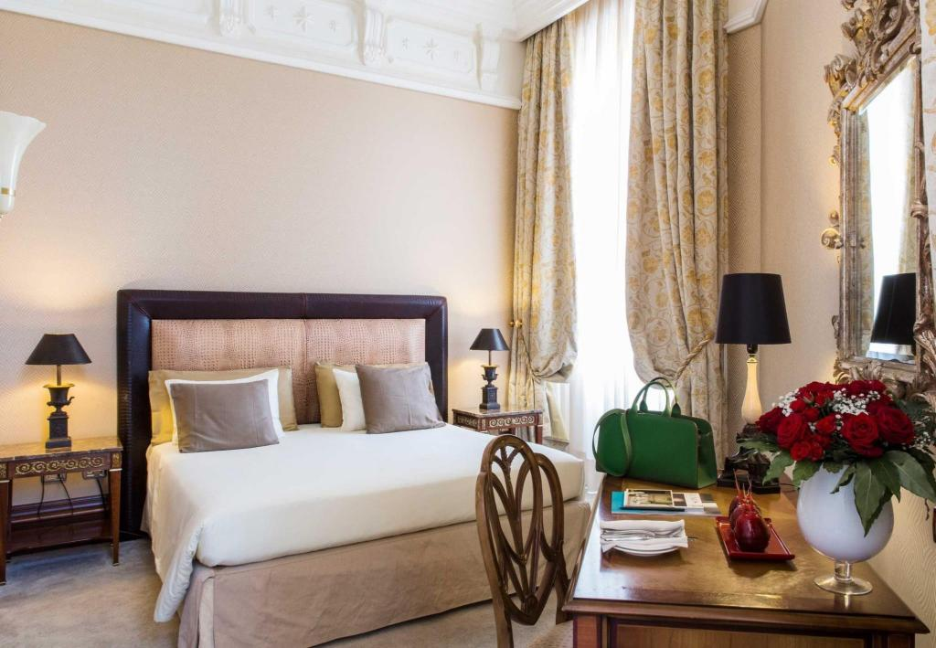 Classic, Guest room, 1 Queen Palazzo Naiadi, The Dedica Anthology, Autograph Collection